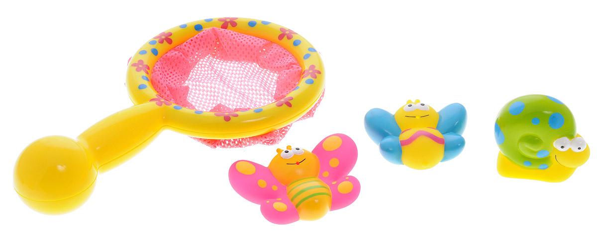 Alex Toys Игрушка для ванной Поймай бабочку alex toys набор игрушек для ванной уточки 3 шт