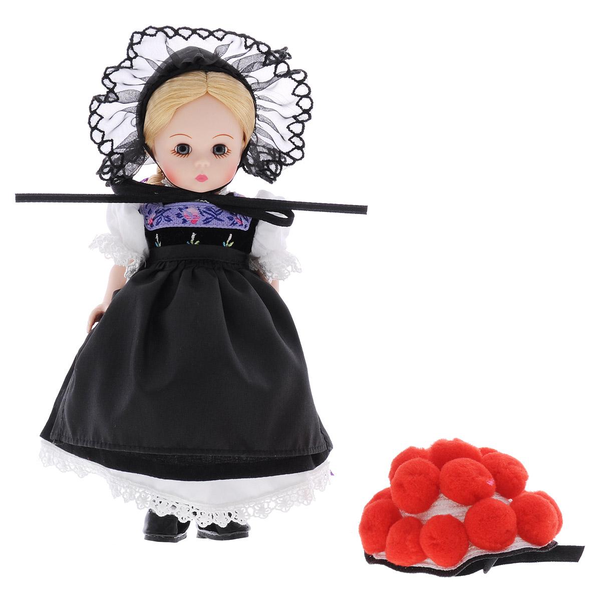Madame Alexander Мини-кукла Девочка из Германии куклы и одежда для кукол madame alexander кукла фэнси нэнси русалочка 20 см