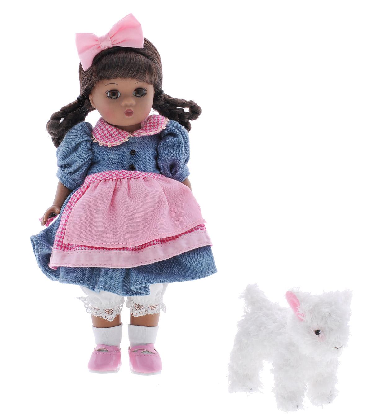 Madame Alexander Мини-кукла Мэри с барашком фигурки игрушки madame alexander набор кукол кристофер робин и его друзья 20 см коллекционные