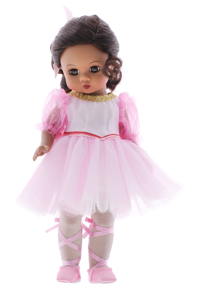 Madame Alexander Мини-кукла Балерина куклы и одежда для кукол madame alexander кукла фэнси нэнси русалочка 20 см