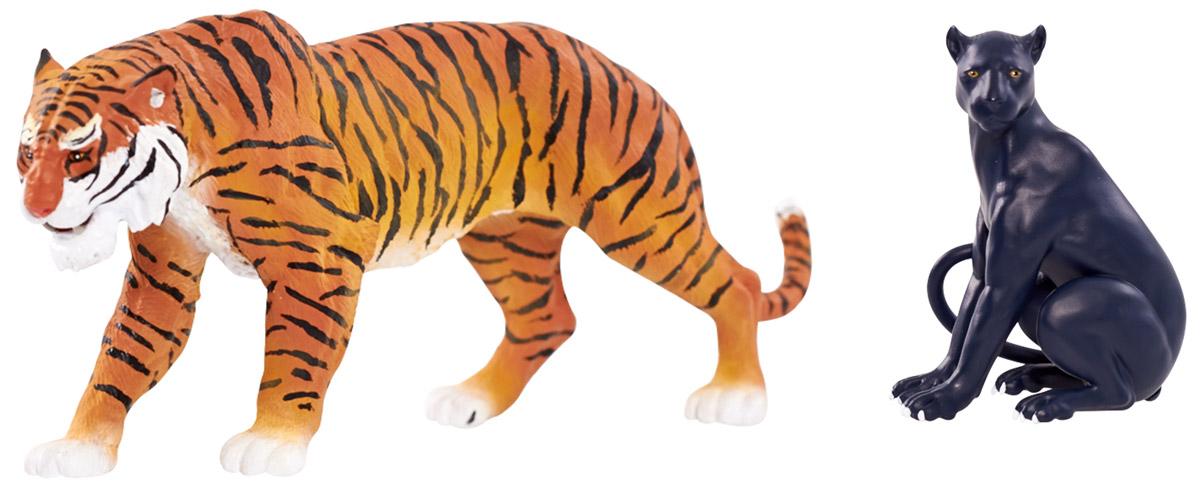 Jungle Book Набор фигурок Шерхан и Багира jungle book board book