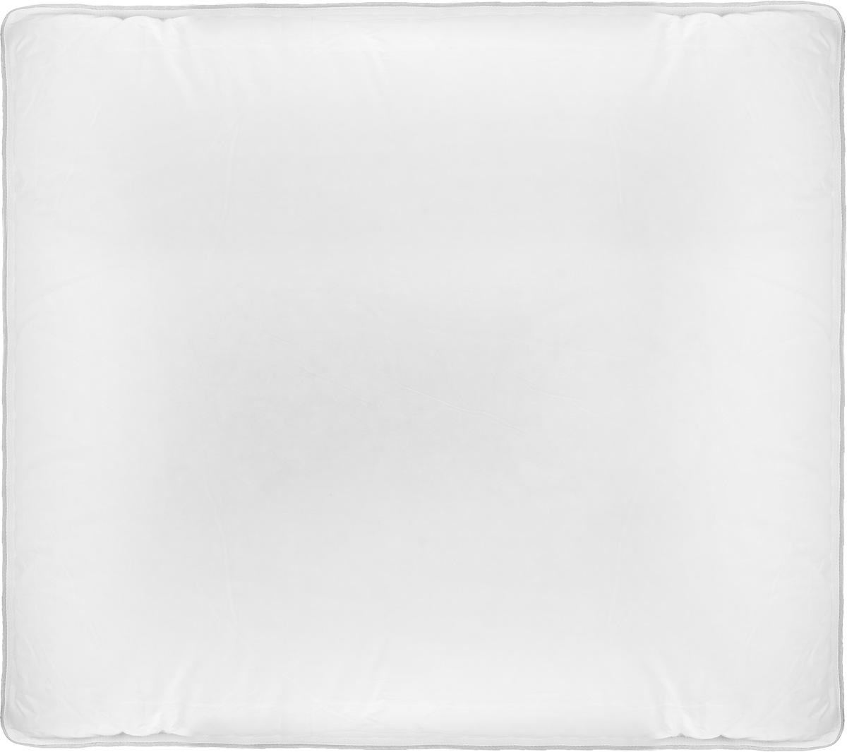 Подушка Легкие сны Камилла, наполнитель: гусиный пух категории Экстра, 68 х 68 см подушка легкие сны sandman наполнитель гусиный пух категории экстра 50 х 68 см