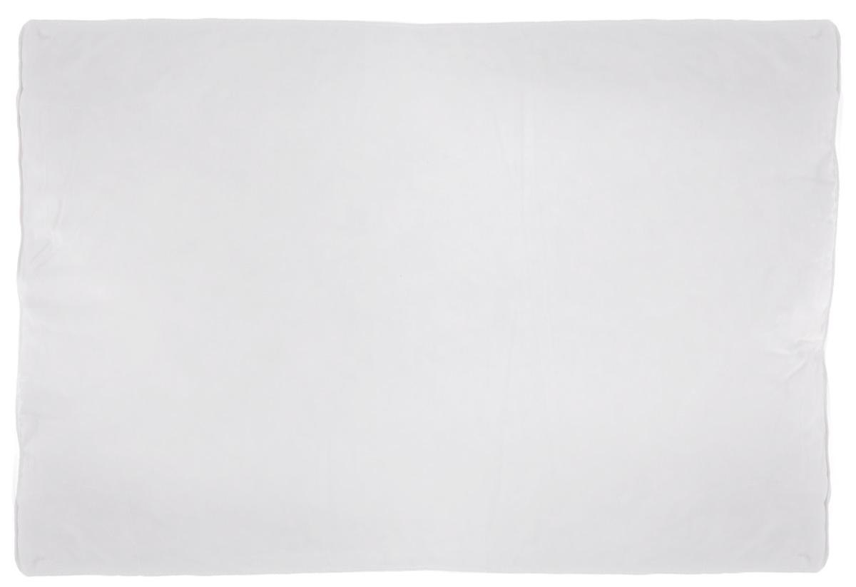 Подушка Легкие сны Камилла, наполнитель: гусиный пух категории Экстра, 50 x 68 см подушка легкие сны sandman наполнитель гусиный пух категории экстра 50 х 68 см