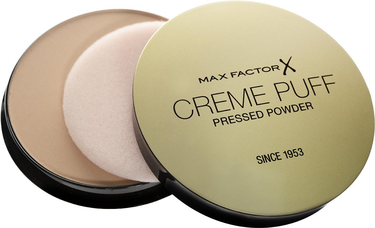 Max Factor Крем-пудра Тональная Creme Puff Powder 41 тон medium beige 15 мл29101431032Выглядеть великолепно очень просто: роскошная поверхность кожи с компактной пудрой, создающей умеренное или плотное покрытие. MaxFactor CremePuff- классическая прессованная пудра, которую можно также использовать в качестве тональной основы. Пудра создает превосходное и красивое матовое покрытие, поскольку обладает формулой, поглощающей излишки жира. Идеально подходит для всех типов кожи и придает безупречный вид, наполняя кожу мягким, легким сиянием благодаря множеству удивительных светоотражающих частиц. CremePuff- это универсальная, многофункциональная компактная пудра для любого случая. Отражающие частицы придают мягкое свечение .Пудру можно наносить поверх увлажняющего крема, чтобы лицо выглядело более свежим, поверх тональной основы для праздничного выхода или как многофункциональное средство для изысканного эффектного сияния. Выбери свой образ! Для наилучшего результата наноси пудру нисходящими движениями поверх тональной основы, корректора или румян, чтобы предотвратить появление блеска. Набери пудру на кисть и стряхни излишки. Чтобы кожа выглядела свежей, нанеси пудру вместо тональной основы на лицо после увлажняющего крема. MaxFactorCremePuff- идеально ровная, мгновенно сияющая кожа. Наноси с помощью кисти для пудры для создания ровного светящегося покрытия.