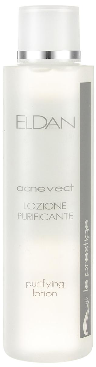 ELDAN cosmetics Очищающий тоник-лосьон для проблемной кожи лица Le Prestige, 250 мл, новый дизайнELD-131_новый дизайн