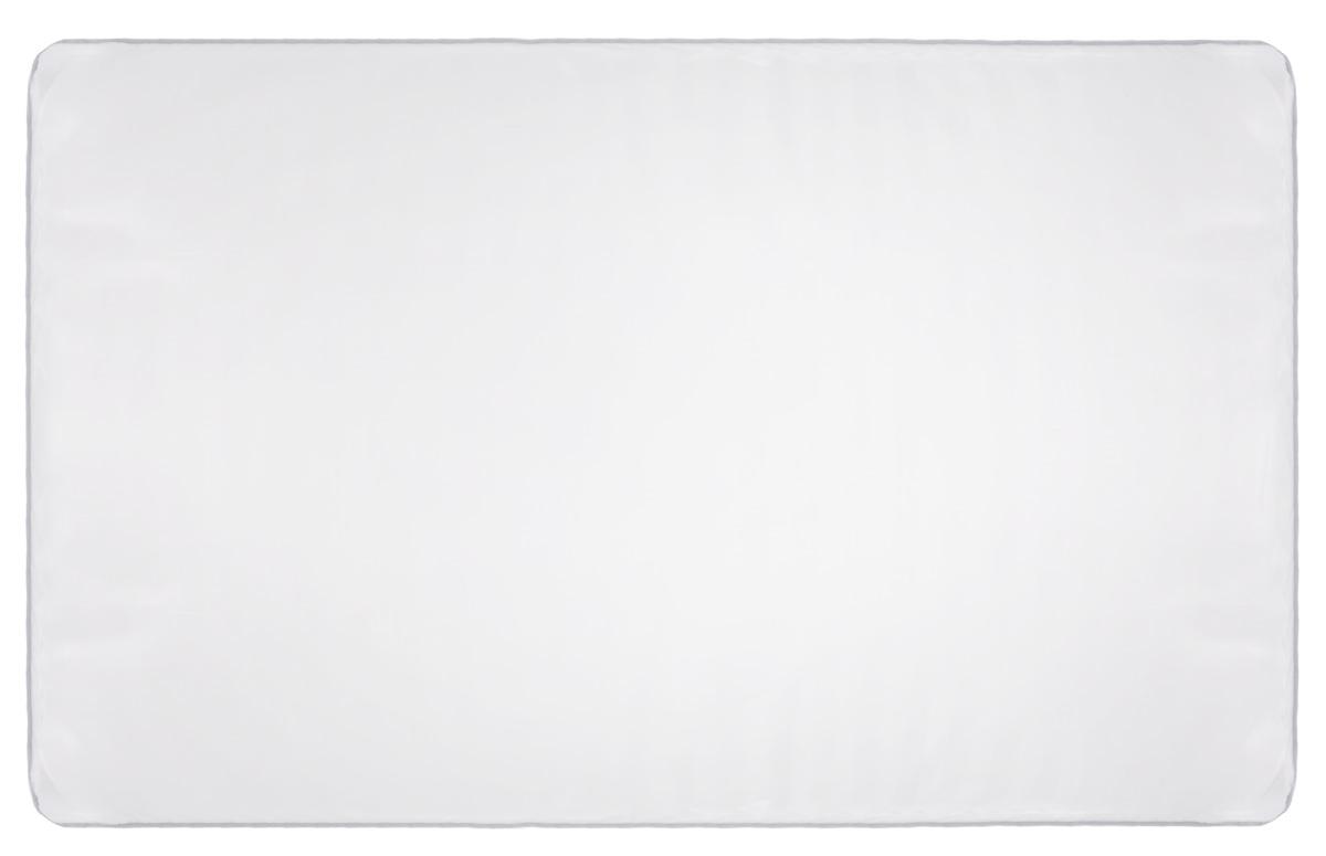 Подушка Легкие сны Элисон, наполнитель: лебяжий пух, 38 х 60 см46(42)03-ЛППодушка Легкие сны Элисон поможет расслабиться, снимет усталость и подарит вам спокойный и здоровый сон. В качестве наполнителя используется синтетический сверхтонкий и практически невесомый материал, названный лебяжьим пухом. Изделия с наполнителем из искусственного пуха легкие, мягкие и не вызывают аллергии. Чехол изделия выполнен из белоснежного сатина (100% хлопок) с тиснением страйп (полосы), по краю подушки выполнена отделка атласным кантом серого цвета. Подушка с таким наполнителем практична, легко стирается и быстро сохнет, сохраняя свои первоначальные свойства. Подушку можно стирать в стиральной машине. Степень поддержки: средняя.