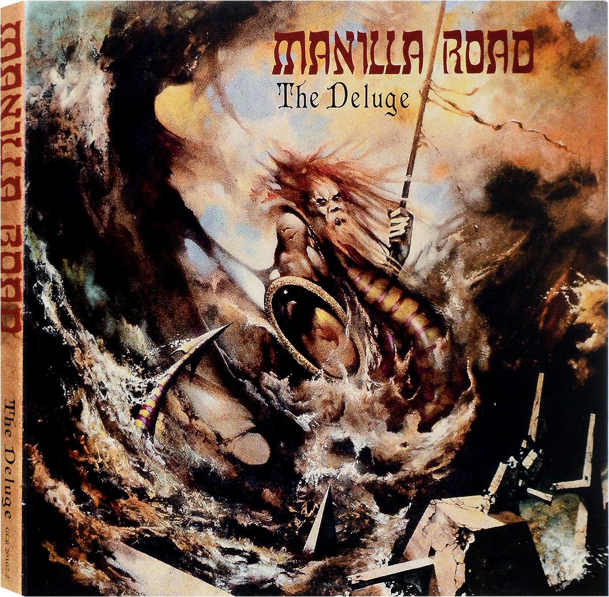 """""""Manilla Road"""" Manilla Road. The Deluge"""