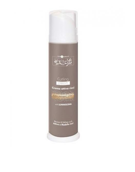купить Hair Company Крем для локонов Professional Inimitable Style Curling Cream 100 мл по цене 889 рублей