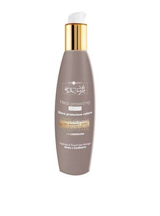 Hair Company Термозащитная сыворотка Professional Inimitable Style Heat Protecting Serum 250 мл254803/LB12180 RUSТермозащитная сыворотка HAIR COMPANY INIMITABLE STYLE Heat Protecting SerumЗащищает волосы от теплового воздействия фена и утюжка-плойки для выпрямления и завивки волос.