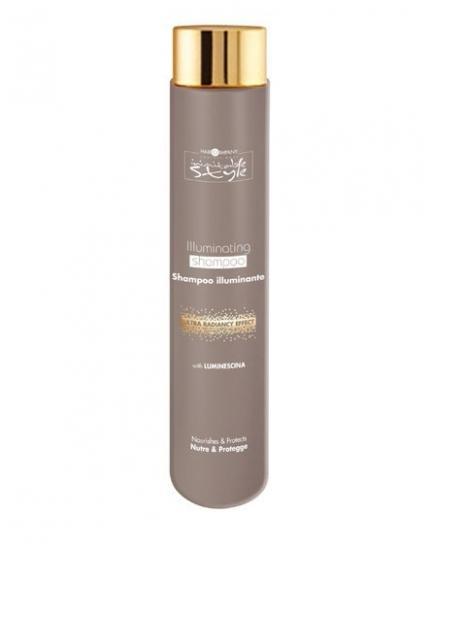 цена на Hair Company Шампунь, придающий блеск Professional Inimitable Style Illuminating Shampoo 250 мл