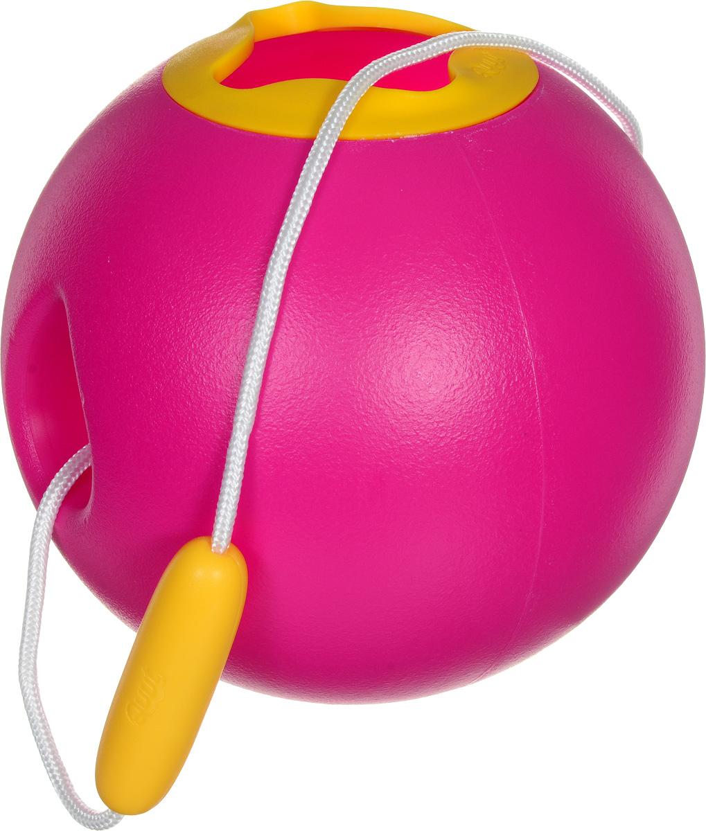 Quut Ведерко для воды Ballo цвет малиновый quut ведерко для воды