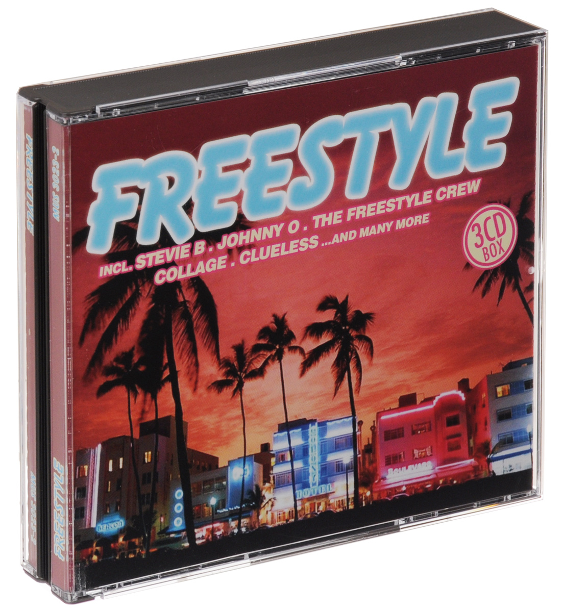 Freestyle (3 CD)