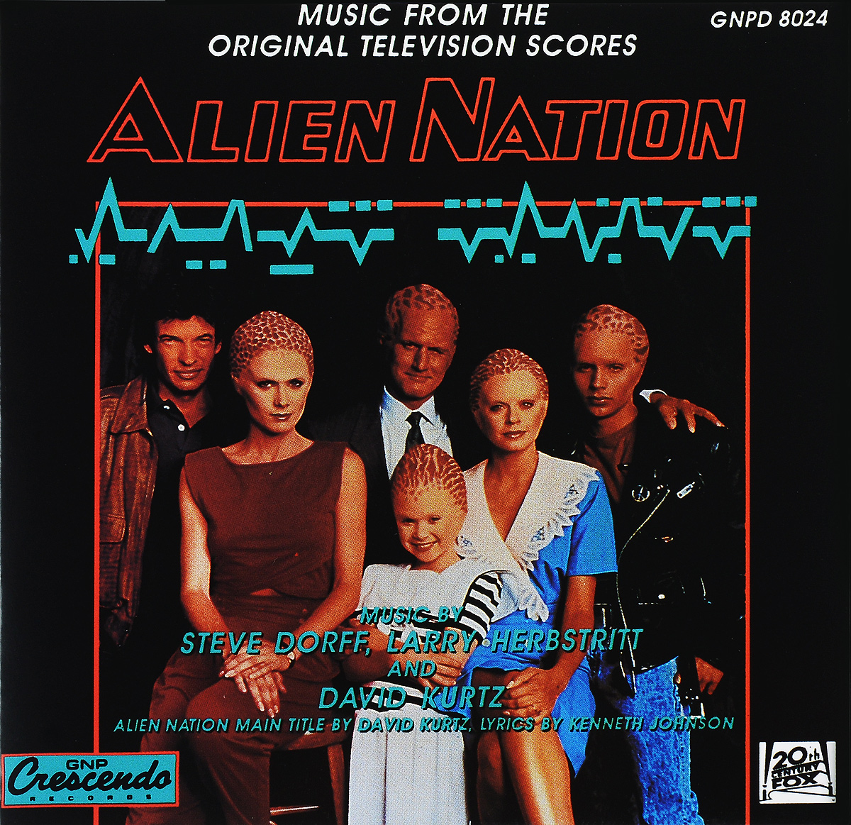 Alien Nation alien nation