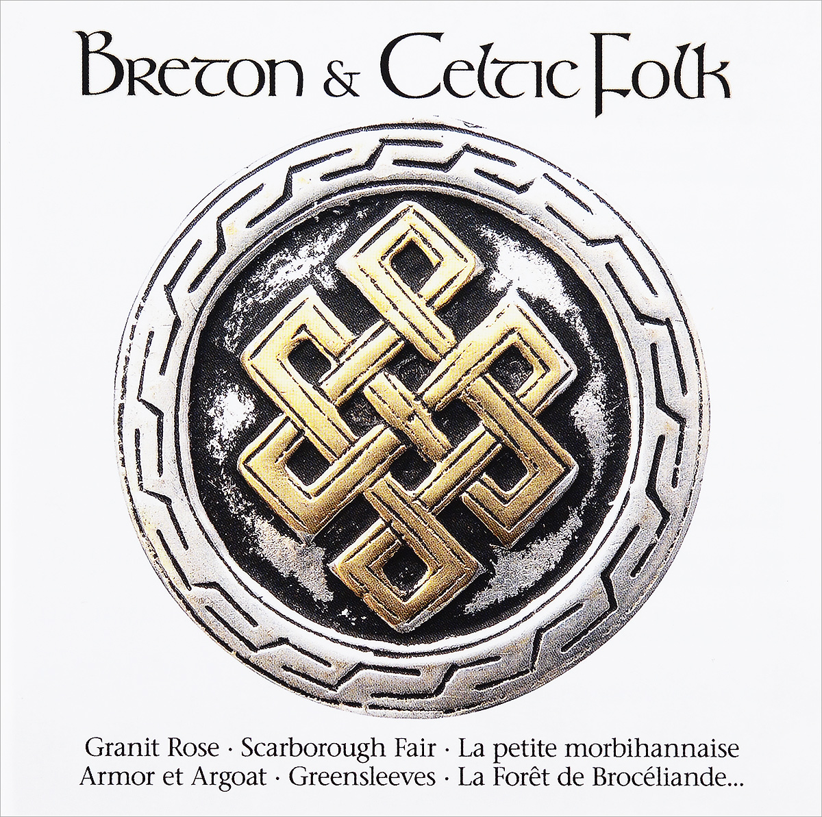 The Kings River Band,Les Bardes De Baud,The O'Brians,Irish Orchestra,Azzurra Orchestra,Zirp,Folk Orchestra Breton & Celtic Folk (2 CD) sticker kings