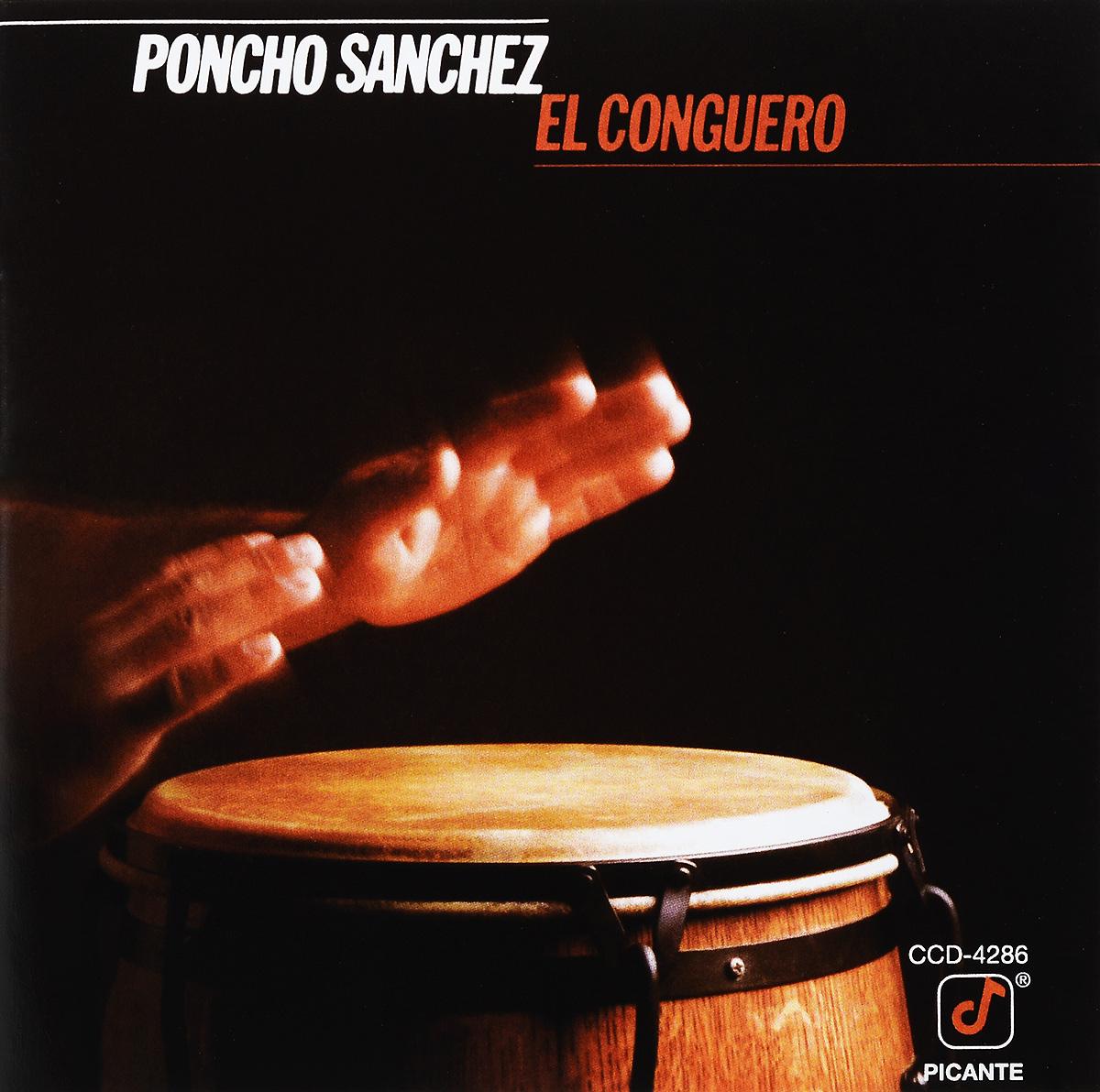 Пончо Санчез Poncho Sanchez. El Conguero