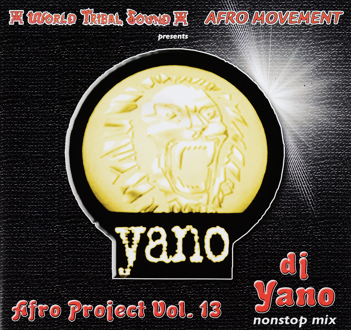 Dj Yano Dj Yano. Afro Project. Vol. 13 dj yano dj yano afro project vol 24 special limited edition cd dvd