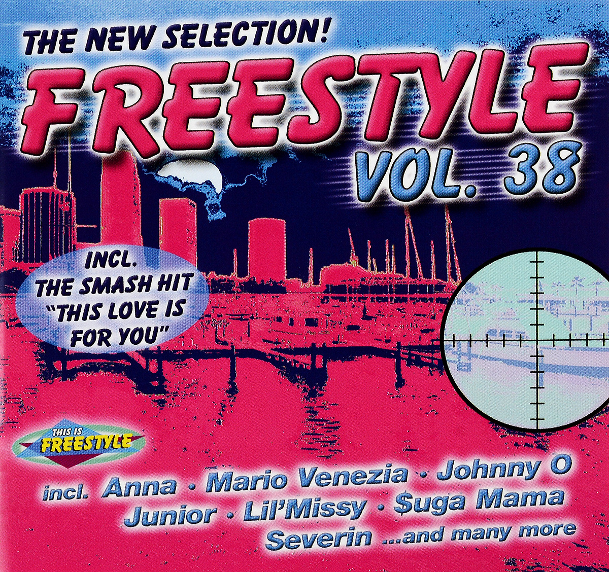 The New Selection! Freestyle. Vol. 38