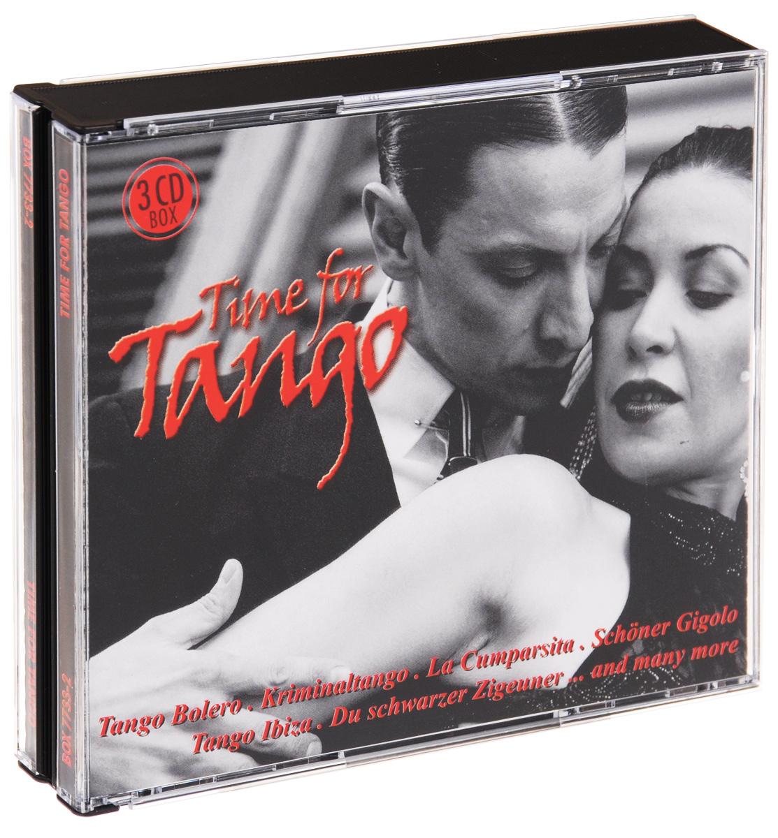 цена на Time For Tango (3 CD)