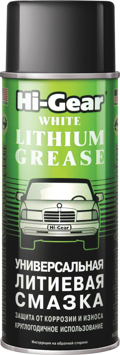 Смазка литиевая