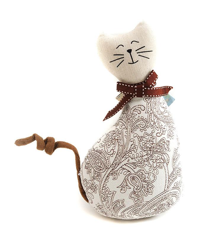 Фигурка декоративная Белоснежка Кошка Мурыся3080-BTПеред вами игрушка-талисман, приносящая в дом любовь, удачу, радость, мир и благополучие! Интерьерная игрушка улучшит атмосферу в доме, сделает дом красивым и уютным. Размер: 11,5 х 8 х 22,5 см.