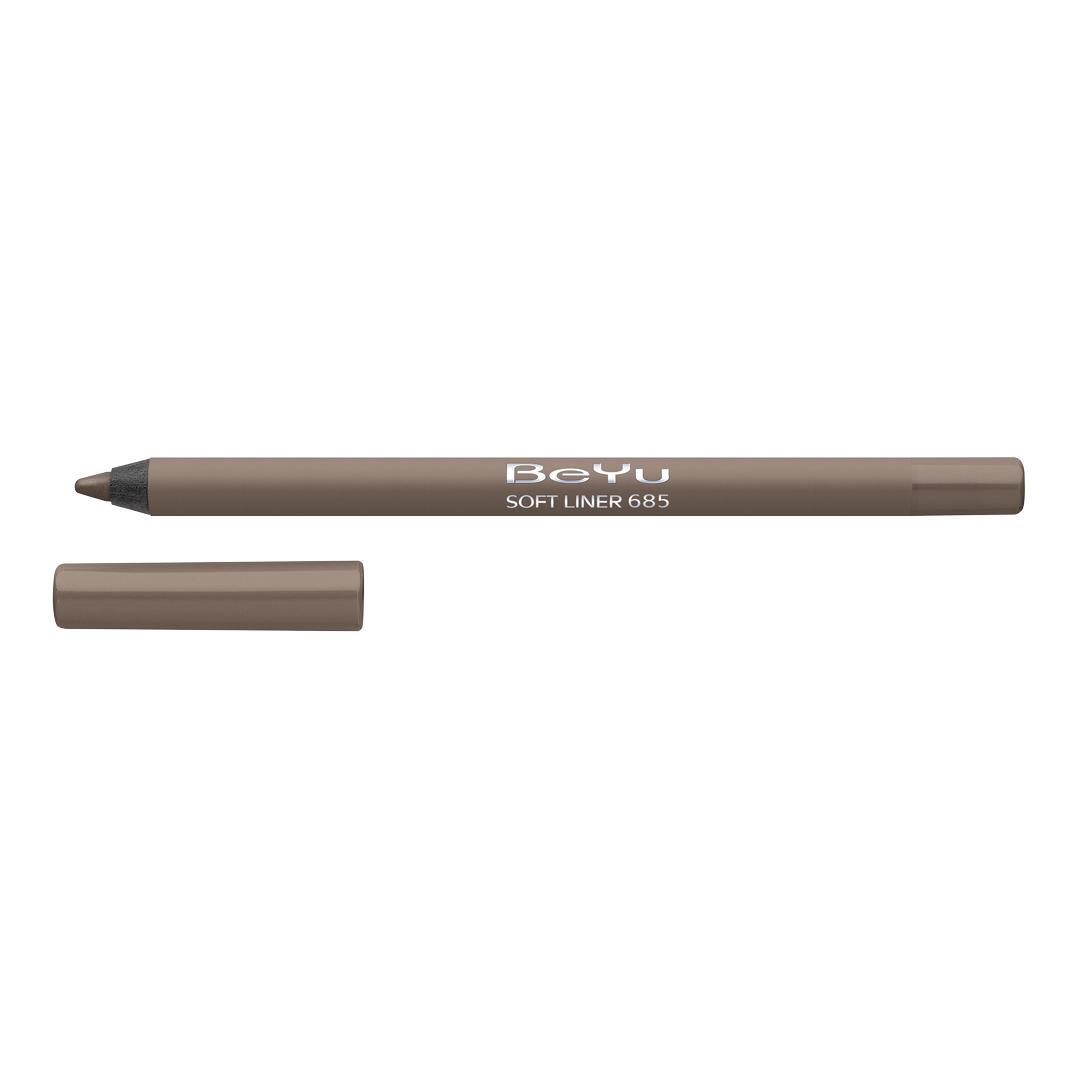 BeYu Карандаш универсальный для глаз 68534.685Универсальный карандаш для глаз - один из самых популярных продуктов BeYu. Помогает создать все виды стрелок на глазах, легко растушевывается и стойко держится на веках.