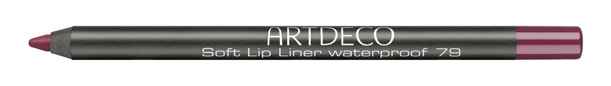 Artdeco Карандаш для губ водостойкий 79, 1,2 г172.79Водостойкий карандаш для губ создает безупречный контур, не позволяет помаде или блеску растекаться на губах. Благодаря кремовой текстуре, карандаш легко наносится и быстро фиксируется