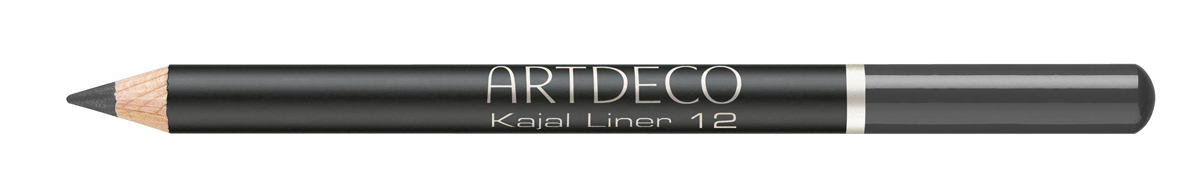 Artdeco Карандаш для век KAJAL 12 / темно-серый, 1,1 г.22.12Идеальный контур для внешнего и внутреннего века с мягкой текстурой, которая подходит также для чувствительных глаз. Карандаш рисует любые стрелки, тонкие и четкие, широкие и фантазийные. Устойчив в течение дня.