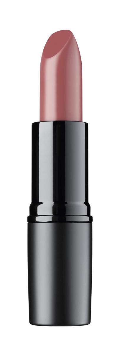 Artdeco Помада для губ матовая стойкая Perfect Mat Lipstick 184 4 г134.184Устойчивая помада с матовой текстурой - модный эффект и безупречный макияж губ весь день! Благодаря воскам в составе, помада идеально наносится, равномерно распределяется и не растекается за контуры губ. Интенсивный цвет и бархатная матовая текстура помогают создать яркий и соблазнительный макияж губ.