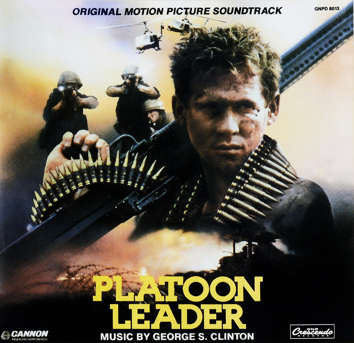 Platoon Leader. Original Motion Picture Soundtrack