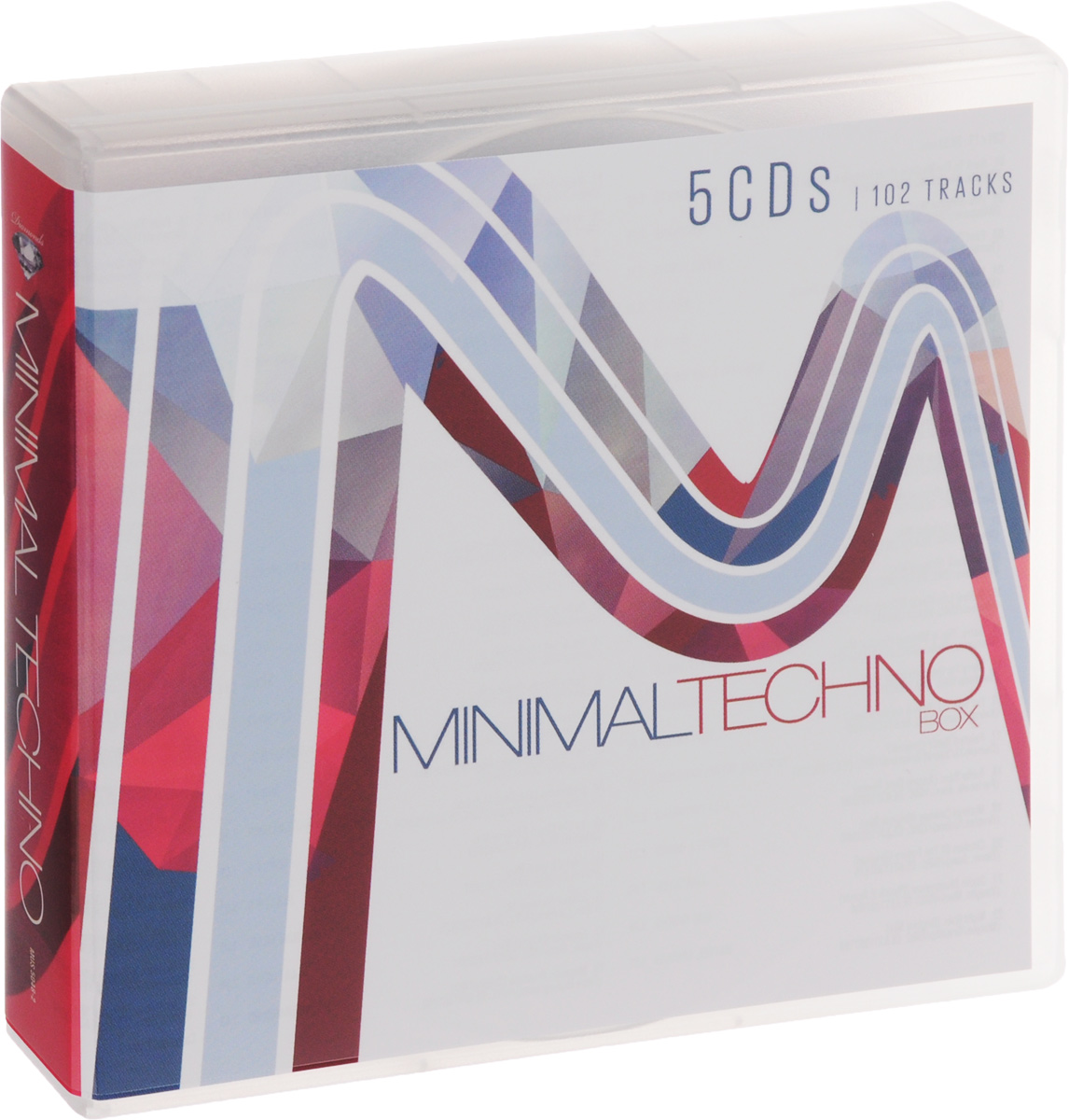 Minimal Techno Box (5 CD)