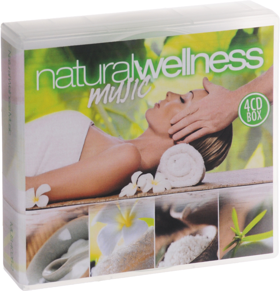 Natural Wellness Music (4 CD)