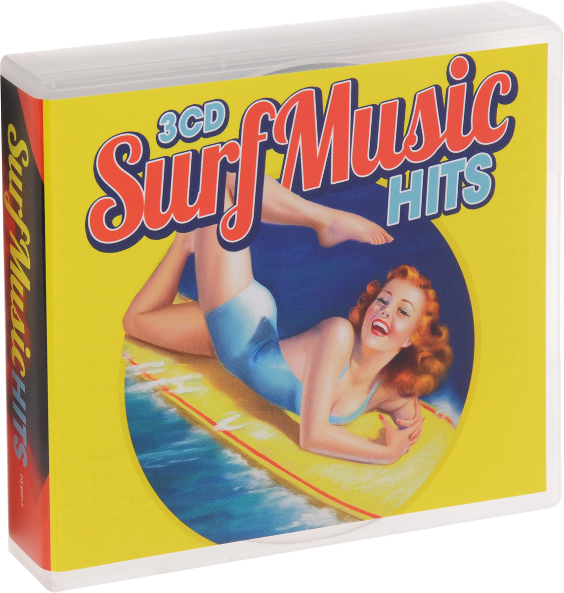 The Beach Boys,The Ventures,Dick Dale & His Del-Tones,Bob Vaught,The Renegaids,The Challengers,The Tornadoes,Shean,Jenkins,Jim Waller,The Deltas,Gene,The Esquires,The Surfaris,The Rockin' Rebels,The Dave Myers Effect,Slacktone,Les Jr. Brown Surf Music Hits (3 CD)