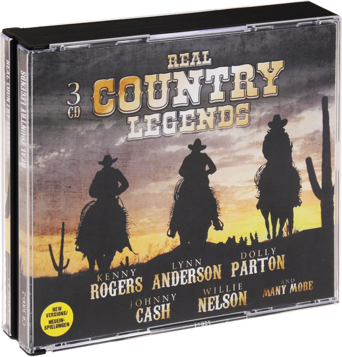 Real Country Legends (3 CD)