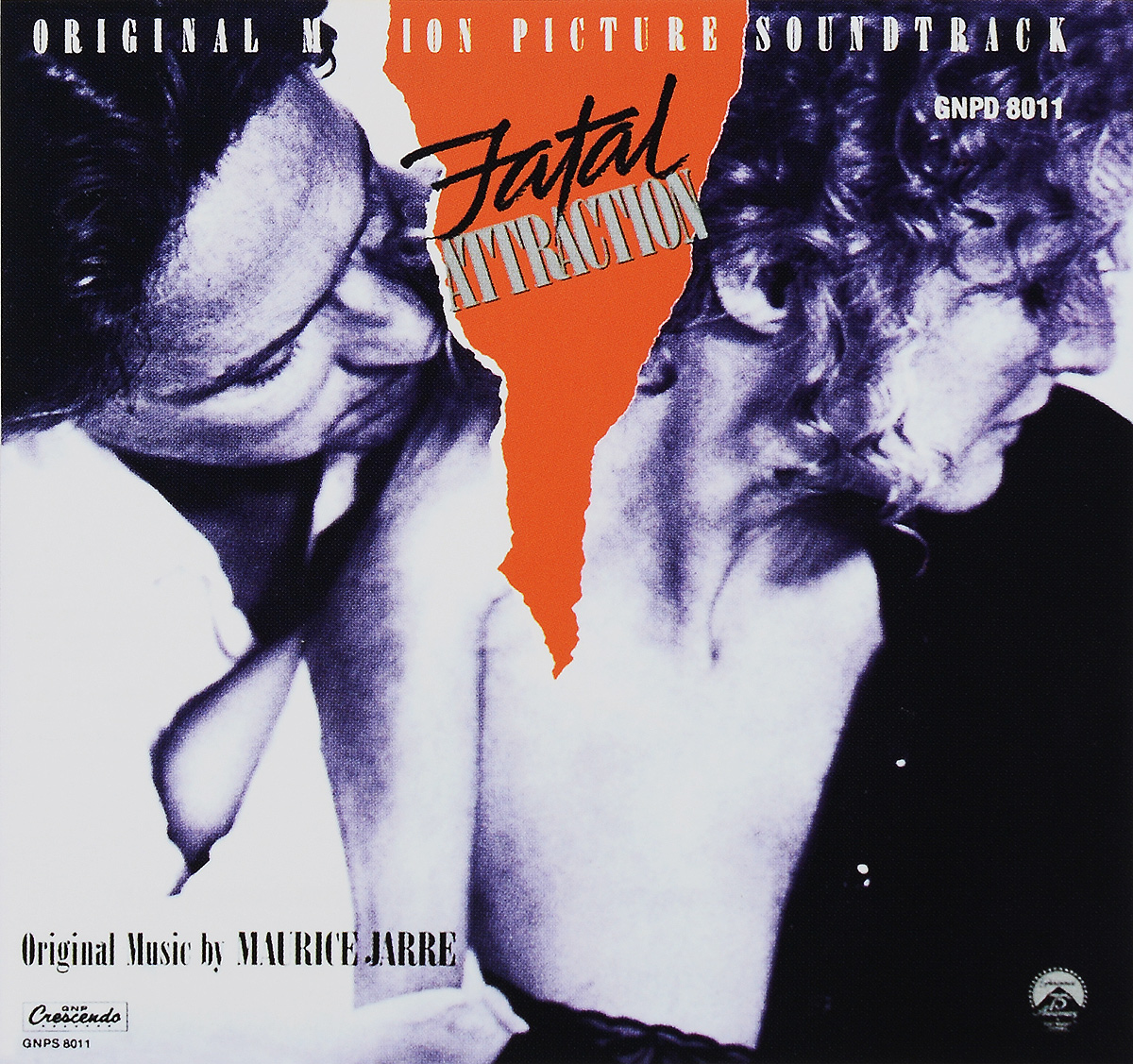Алан Паскуа Fatal Attraction / Original Motion Picture Soundtrack casablanca original motion picture soundtrack