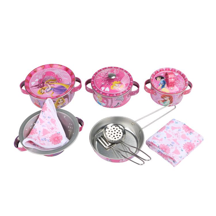 Disney Игрушечный набор посуды Королевский ужин disney набор детской посуды королевские питомцы 3 предмета