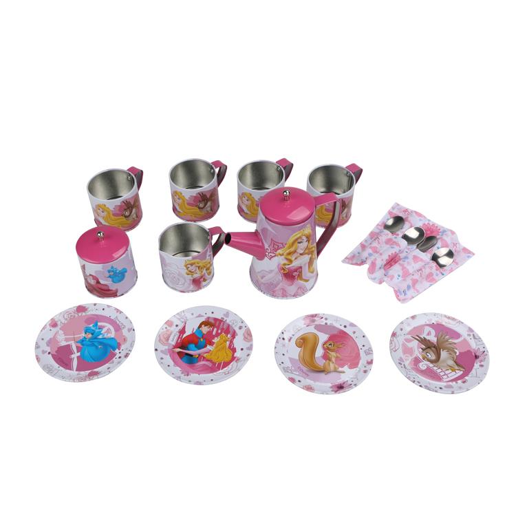 Disney Игрушечный набор посуды Принцесса Аврора зонт детский disney принцесса белль ариэль и аврора прозрачный 50 см