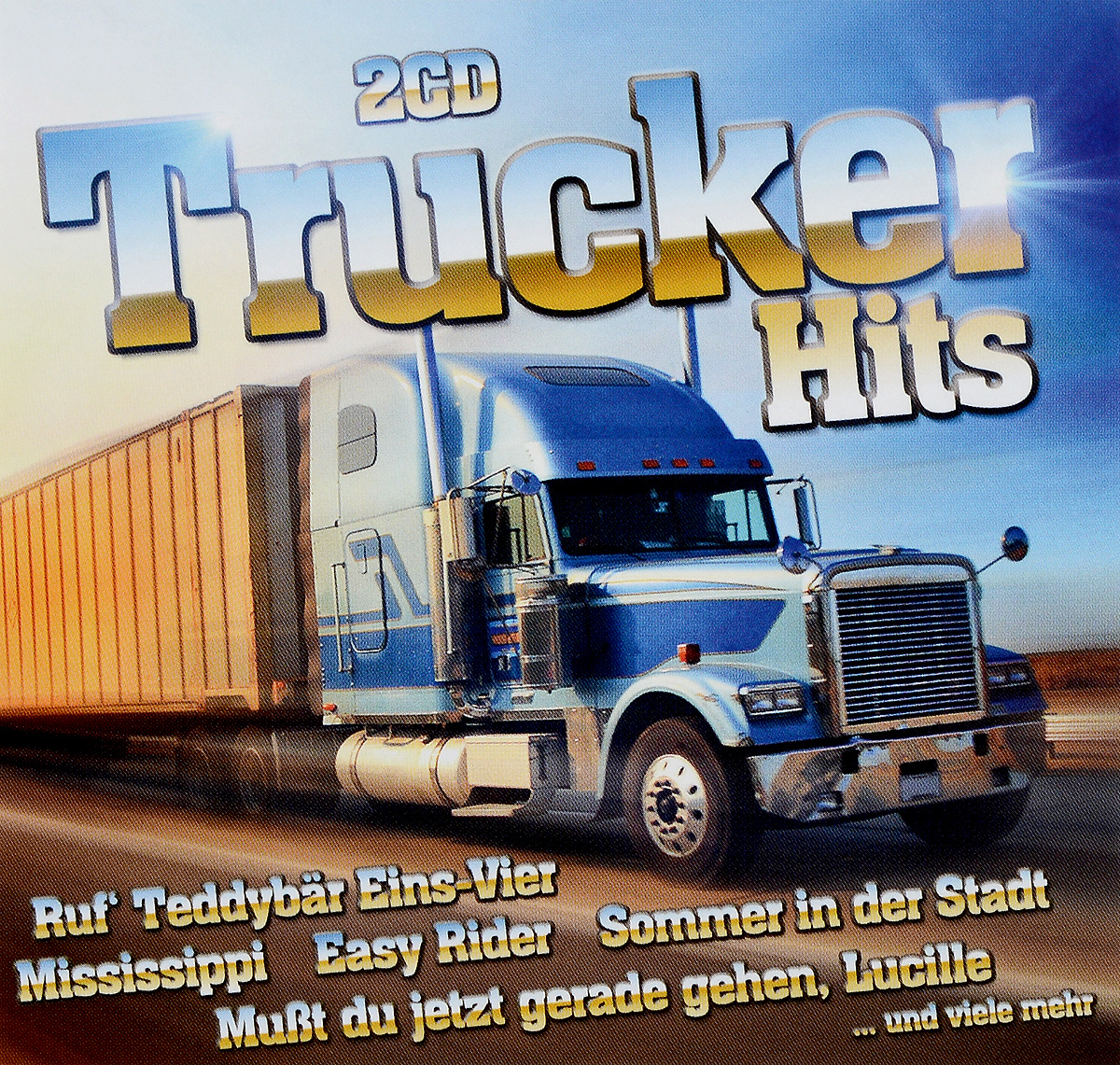 Trucker Hits (2 CD) массимо фарао piano world hits 2 cd