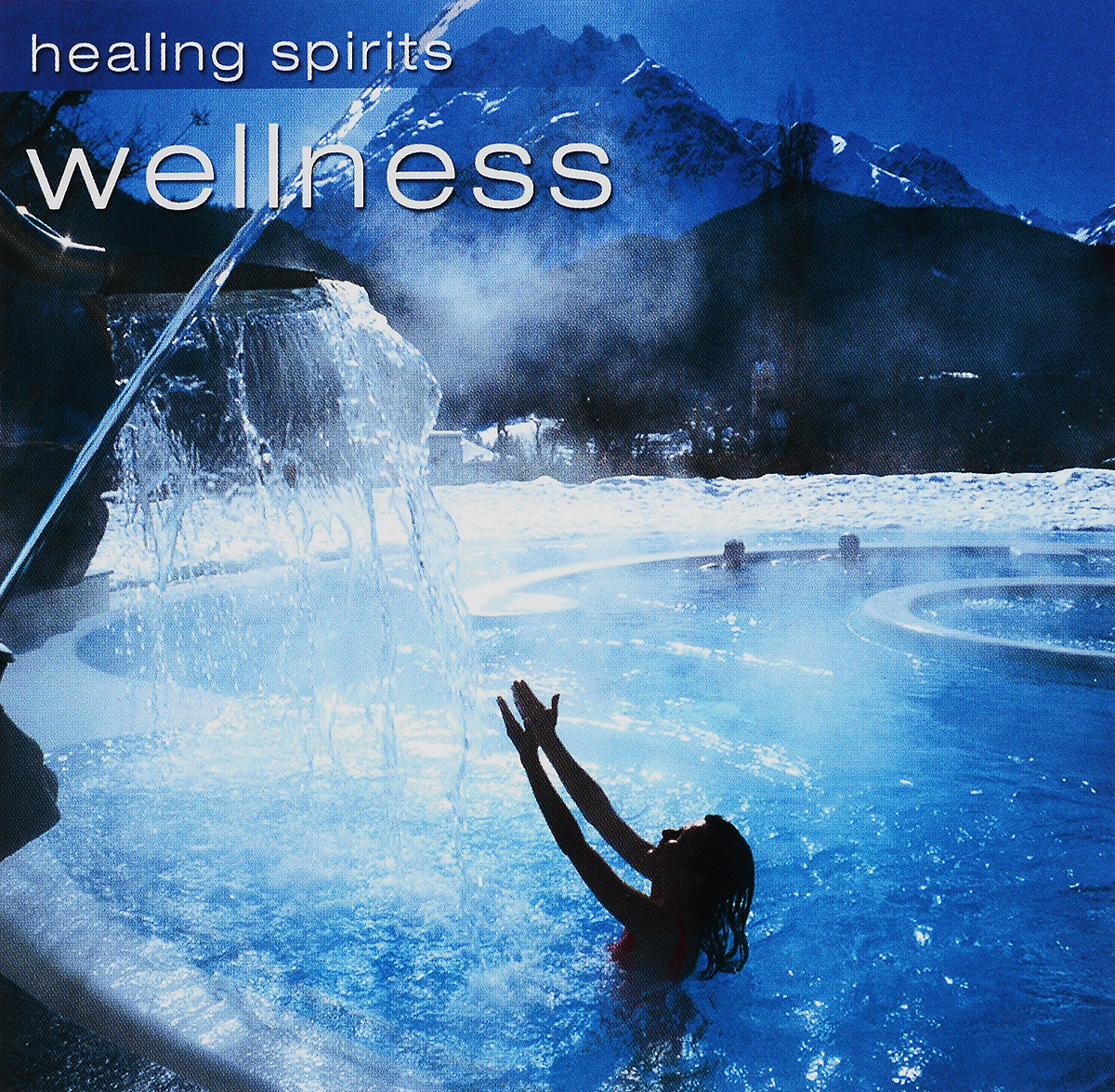 Healing Spirits. Wellness (CD)