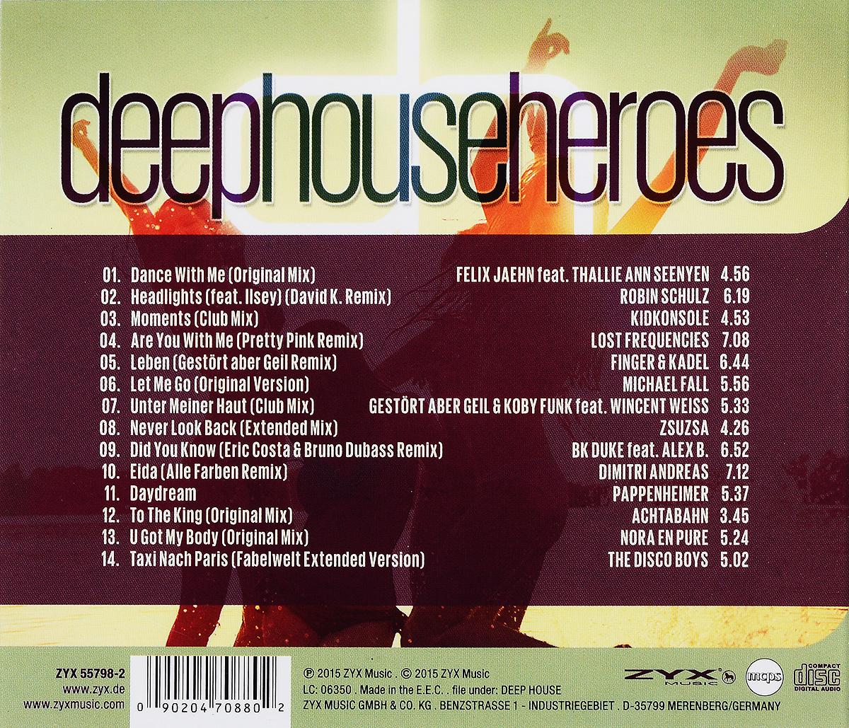 Deep House Heroes Волтэкс-инвест,ZYX Music