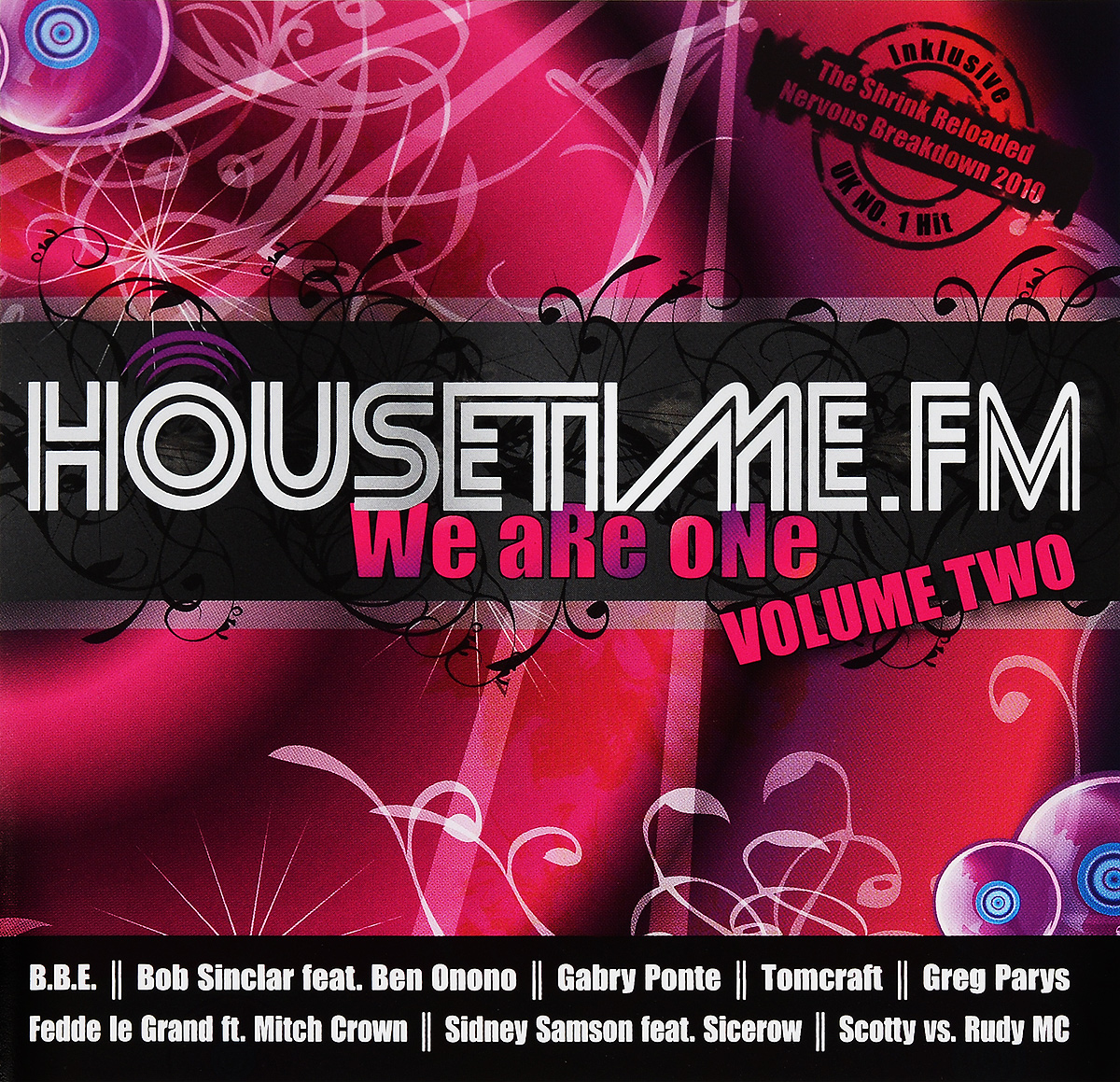 HouseTime.FM. We Are One. Volume 2 (2 CD)