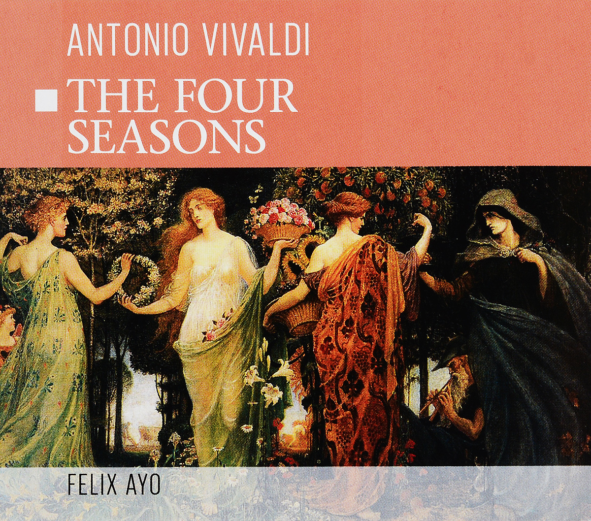 Antonio Vivaldi. The Four Seasons vivaldi the four seasons cd