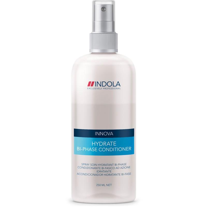 Indola Двухфазный кондиционер для увлажнения волос Hydrate Bi-Phase Conditioner 250 мл1507658Indola Двухфазный кондиционер для увлажнения волос. Содержит экстракт бамбукового молочка, гидролизованный протеин пшеницы и провитамин В5. Восстанавливает естественную влагу в составе волос и дополнительно увлажняет. Делает волосы мягкими и шелковистыми. Подходит для вьющихся волос. Рекомендуется использовать в комплексе с шампунем Indola Hydrate .