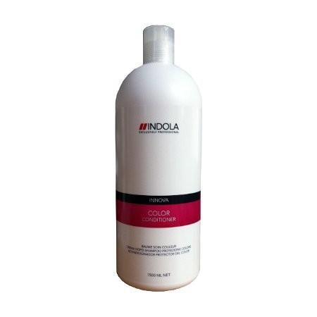 Indola Шампунь для окрашенных волос Innova Color Shampooing - 1500 мл1635604/154351СТИКМягкая формула шампуня Indola Innova Color Shampooin, содержащая минералы, УФ-фильтры и гидролизованный кератин, создана специально для окрашенных волос. Бережно очищая, сохранит глубину цвета ваших волос. Идеальный уход на каждый день.
