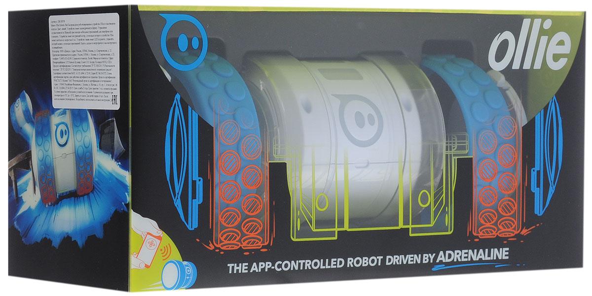 SpheroМини-робот на радиоуправлении Ollie цвет белый синий Sphero