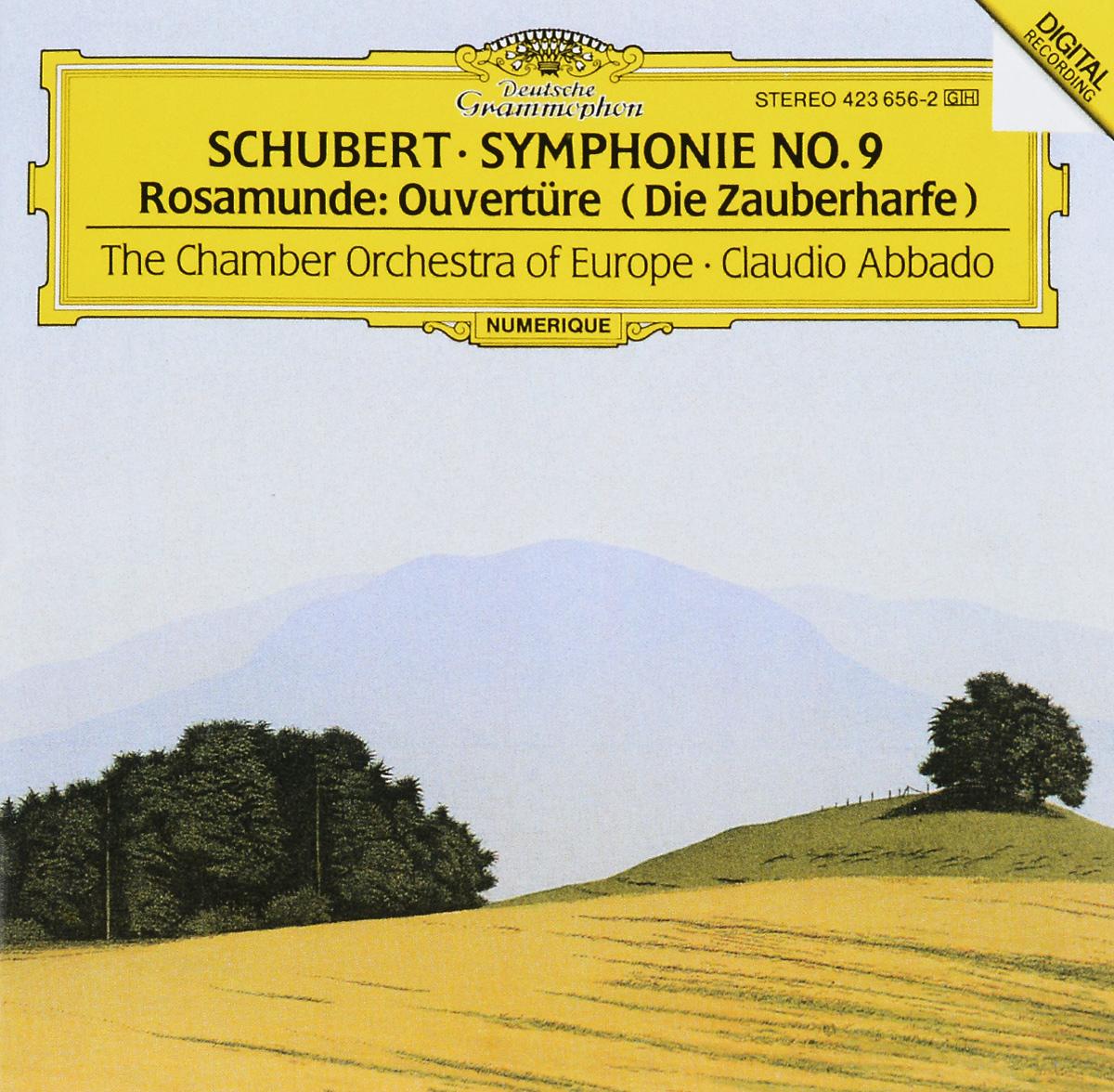 Франц Шуберт SCHUBERT. SYMPHONIE NO. 9. Rosamunde: Ouverture (Die Zauberharfe) münchner philharmoniker elbphilharmonie hamburg