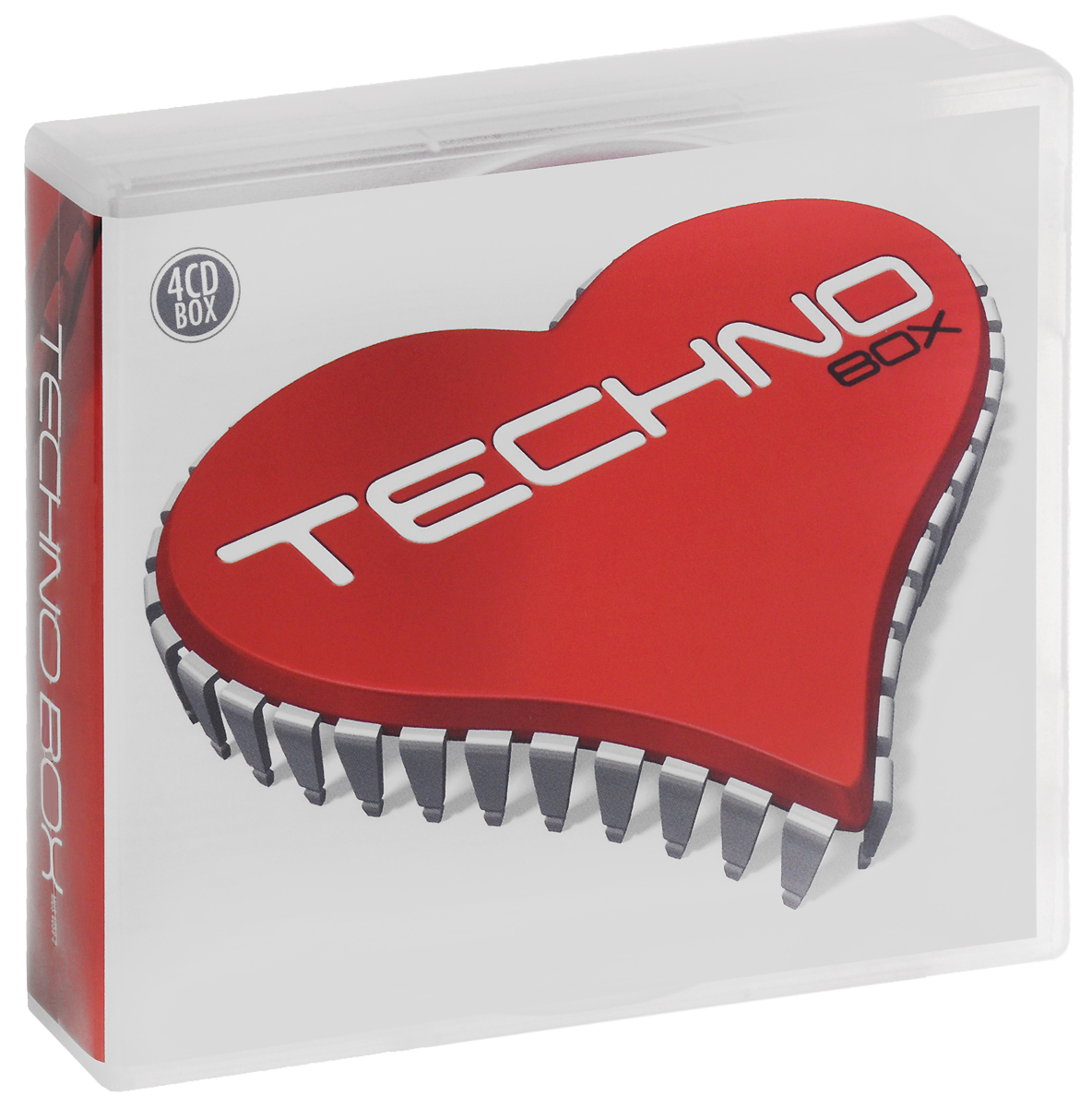 Techno Box (4 CD)