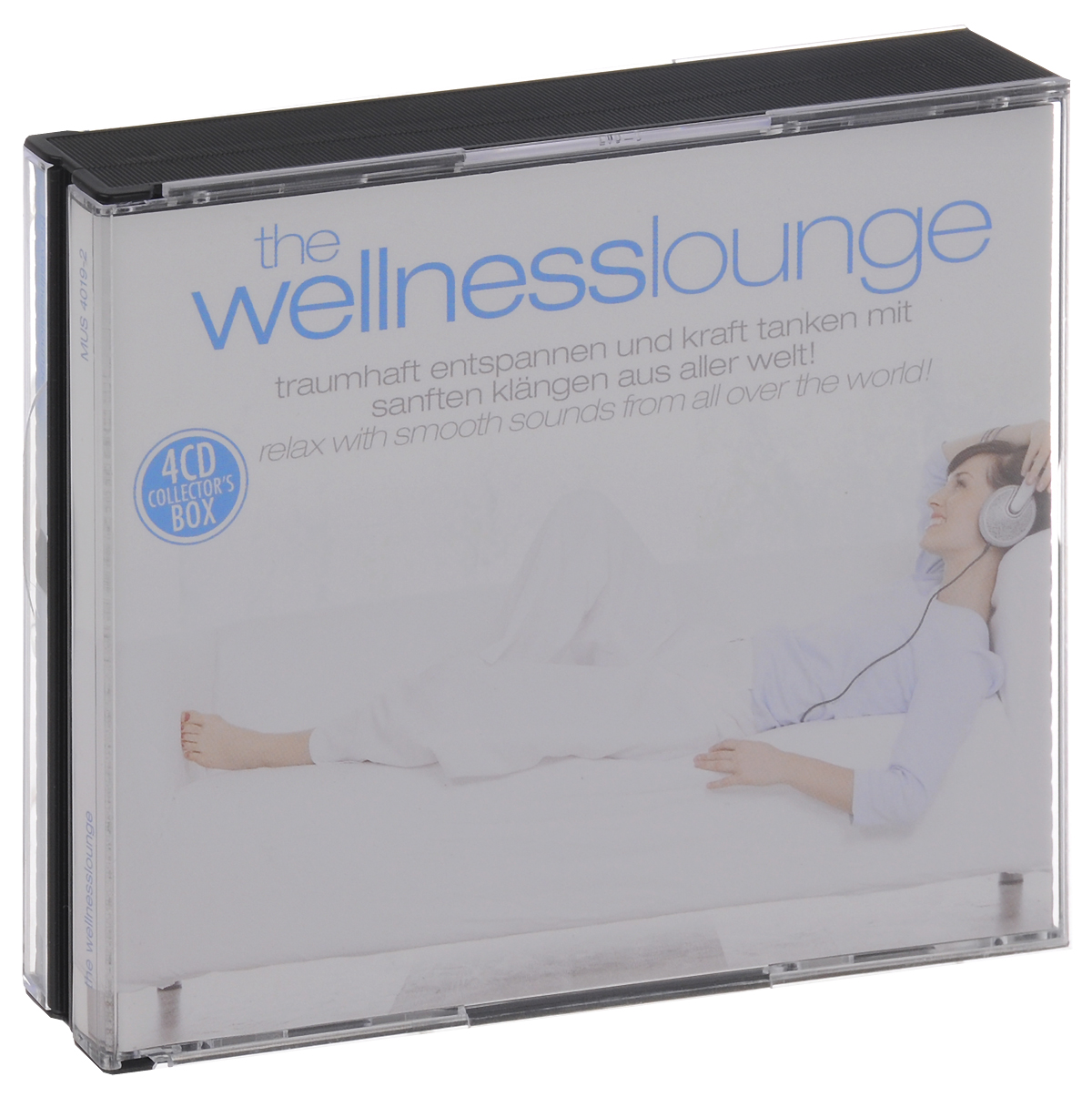 The Wellness Lounge (4 CD)