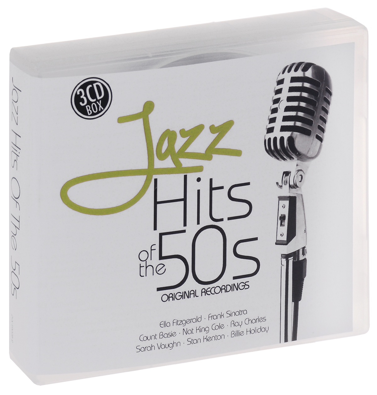 Jazz Hits Of The 50s (3 CD) the jazz cafe 3 cd