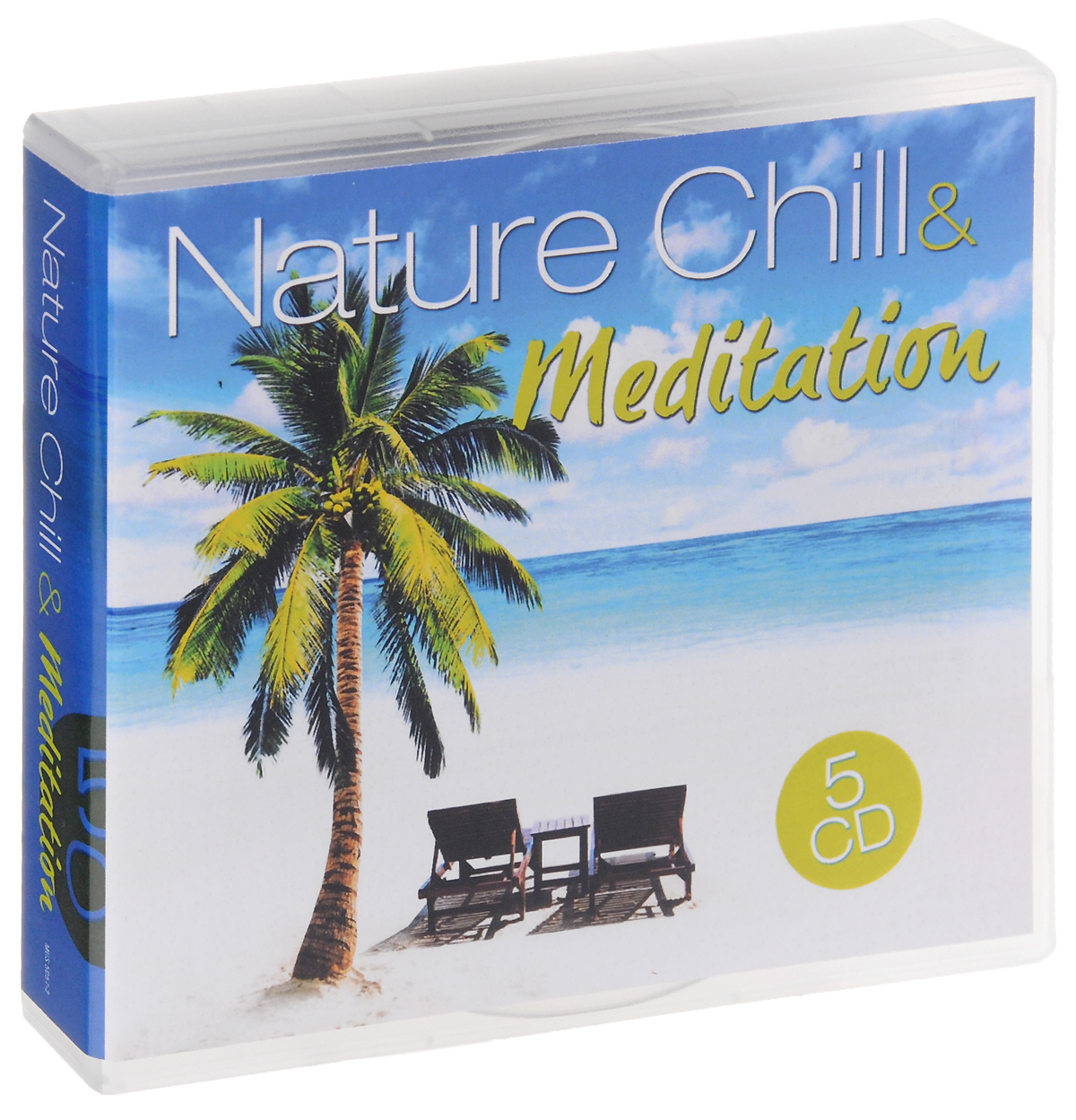 Nature Chill & Meditation (5 CD)