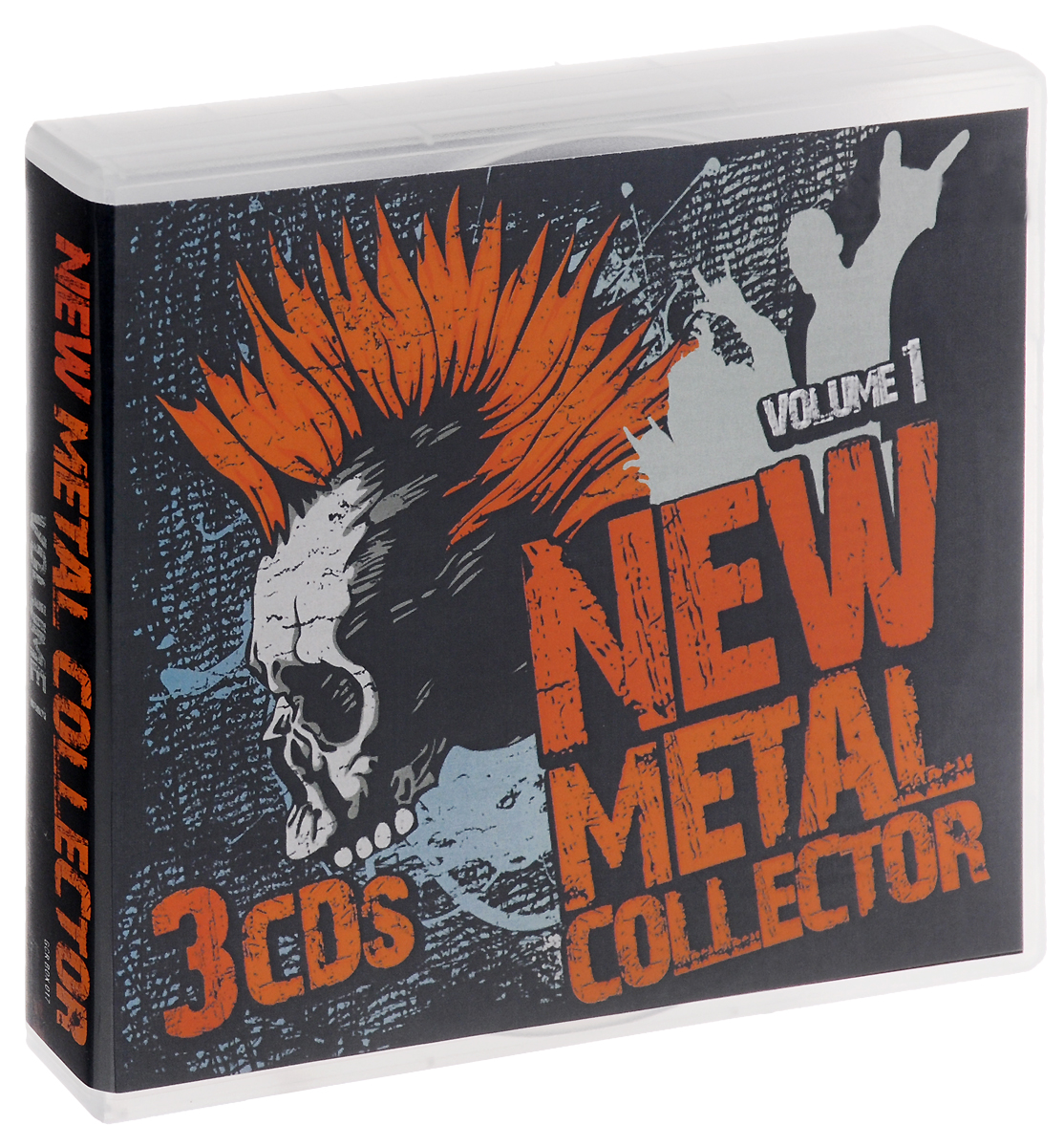 New Metal Collector. Vol. 1 (3 CD)